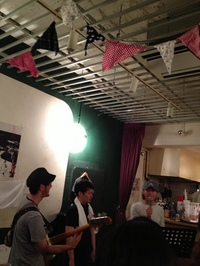 2013/5/22 酒処おと屋 2nd Anniversary Party vol.1