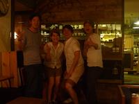 2013/8/2~4 『ベベチオ、西へ』ツアー