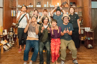 2014/9/14 大阪府茨木市GLAN FABRIQUE 11th Anniversary Live 『ベベチオのこれでモカ!』